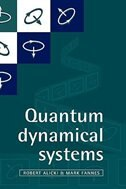 Book Quantum Dynamical Systems by Robert Alicki