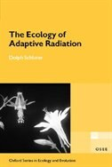 Book The Ecology of Adaptive Radiation by Dolph Schluter