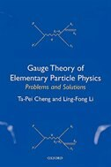 Gauge Theory of Elementary Particle Physics: Problems and Solutions