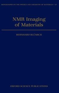 NMR Imaging of Materials