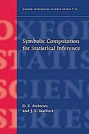 Book Symbolic Computation for Statistical Inference by D. F. Andrews