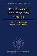 Book The Theory of Infinite Soluble Groups by John C. Lennox