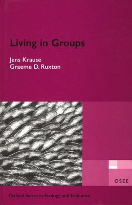Book Living in Groups by Jens Krause