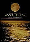 Book The Mystery of The Moon Illusion: Exploring Size Perception by Helen Ross