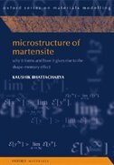 Book Microstructure of Martensite: Why it forms and how it gives rise to the shape-memory effect by Kaushik Bhattacharya