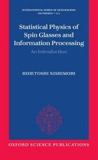 Statistical Physics of Spin Glasses and Information Processing: An Introduction