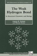 Book The Weak Hydrogen Bond: In Structural Chemistry and Biology by GAUTAM DESIRAJU