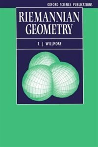 Book Riemannian Geometry by T. J. Willmore