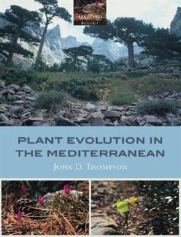Book Plant Evolution in the Mediterranean by John D. Thompson