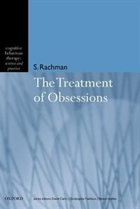 Book The Treatment of Obsessions by Stanley Rachman