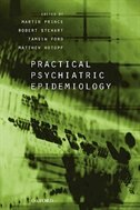 Book Practical Psychiatric Epidemiology by Martin Prince