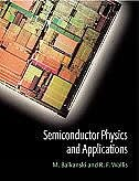 Book Semiconductor Physics and Applications by M. Balkanski