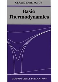 Book Basic Thermodynamics by Gerald Carrington