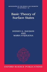 Book Basic Theory of Surface States by Sydney G. Davison