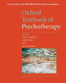 Book Oxford Textbook of Psychotherapy by Glen O. Gabbard