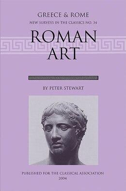Book Roman Art by Peter Stewart