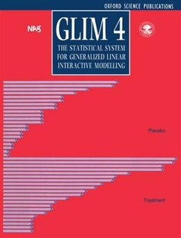 Book The GLIM System: Release 4 Manual by Brian Francis