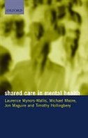 Book Shared Care in Mental Health by Laurence Mynors-Wallis
