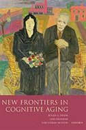 Book New Frontiers in Cognitive Aging by Roger Dixon