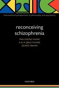 Book Reconceiving Schizophrenia by Man Cheung Chung