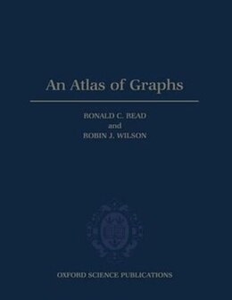 Book An Atlas of Graphs by Ronald C. Read