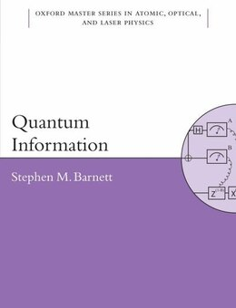 Book Quantum Information by Stephen Barnett