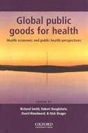 Book Global Public Goods for Health: Health economic and public health perspectives by Richard Smith