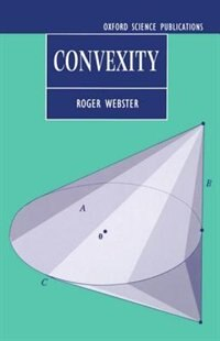 Book Convexity by Roger Webster