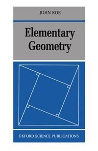 Book Elementary Geometry by John Roe