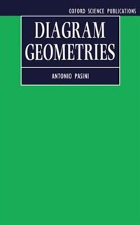 Book Diagram Geometries by Antonio Pasini