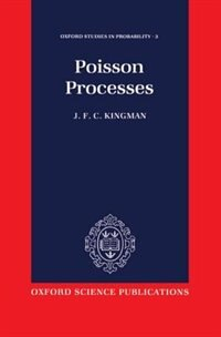 Book Poisson Processes by J. F. C. Kingman