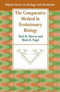Book The Comparative Method in Evolutionary Biology by Paul H. Harvey