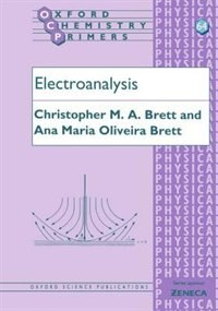 Book Electroanalysis by Christopher Brett