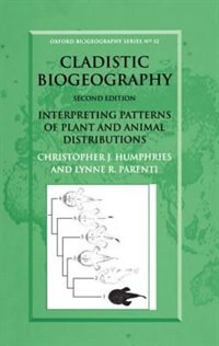 Book Cladistic Biogeography by Christopher J. Humphries