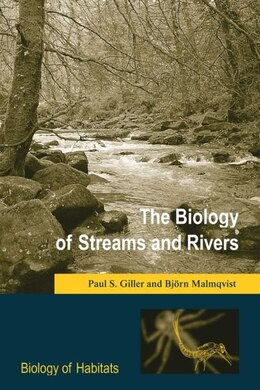 Book The Biology of Streams and Rivers by Paul Giller