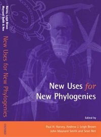 Book New Uses for New Phylogenies by Paul H. Harvey