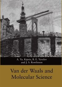 Book Van der Waals and Molecular Science by A. Ya Kipnis