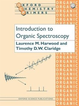 Book Introduction to Organic Spectroscopy by Laurence M. Harwood