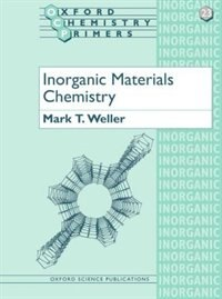 Book Inorganic Materials Chemistry by Mark T. Weller
