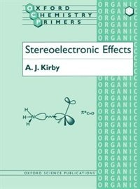 Book Stereoelectronic Effects by A. J. Kirby