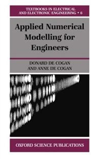 Book Applied Numerical Modelling for Engineers by Donard de Cogan