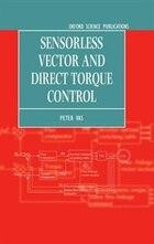 Sensorless Vector and Direct Torque Control