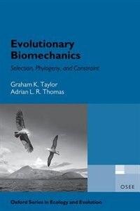 Book Evolutionary Biomechanics by Adrian Thomas