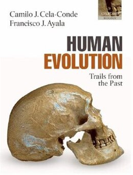 Book Human Evolution: Trails from the Past by Camilo J. Cela-Conde