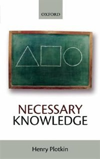 Book Necessary Knowledge by Henry Plotkin