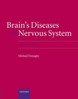Book Brains Diseases of the Nervous System by Michael Donaghy