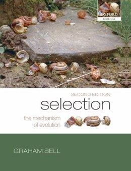 Book Selection: The Mechanism of Evolution by Graham Bell