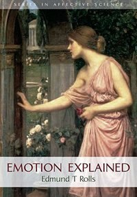 Book Emotion Explained by Edmund T. Rolls