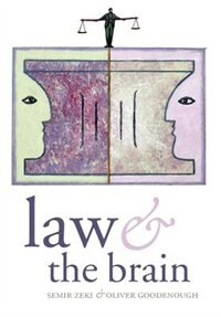 Book Law And The Brain by Semir Zeki