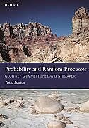 Book Probability and Random Processes by Geoffrey Grimmett